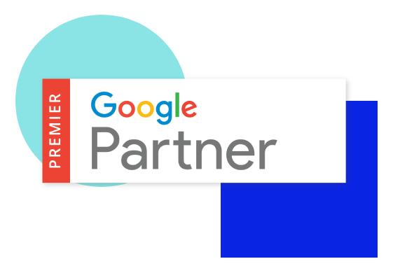 Google premier partner certificate