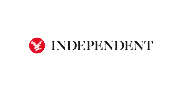 The independent newspaper coverage logo