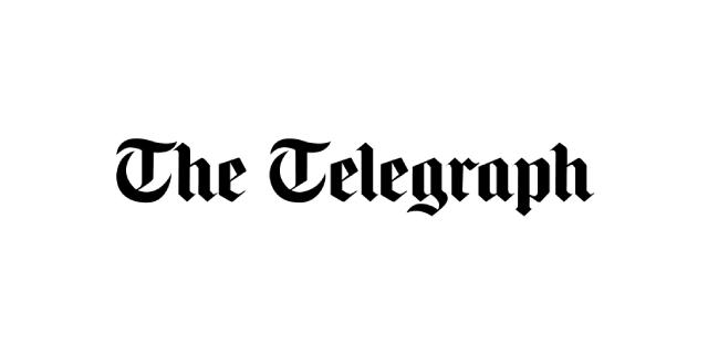 The Daily Telegraph Sunday Telegraph Newspaper coverage logo